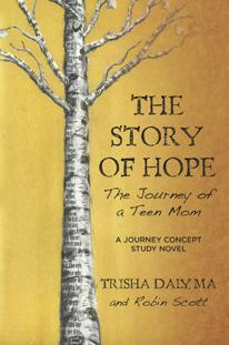 The Story of Hope:  Hope House Staff Member Publishes Book
