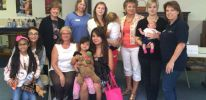 Soroptimists Empower Teen Moms