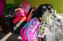 Backpack Drive & Open House: We Need Your Help