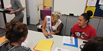 Mrs. Colorado Visits Hope House