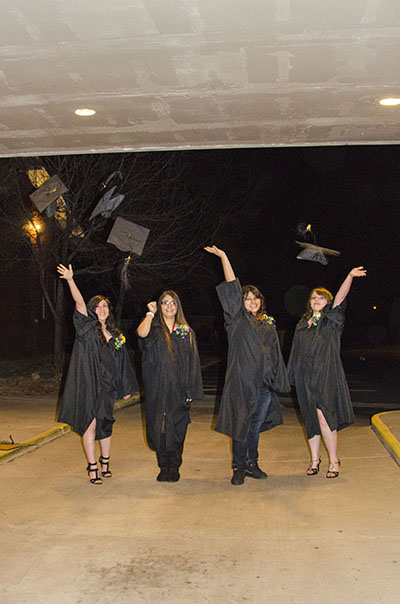 Congratulations to our latest GED graduates!