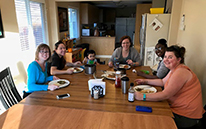 Blog Post: Family Meals at Hope House Make a Difference