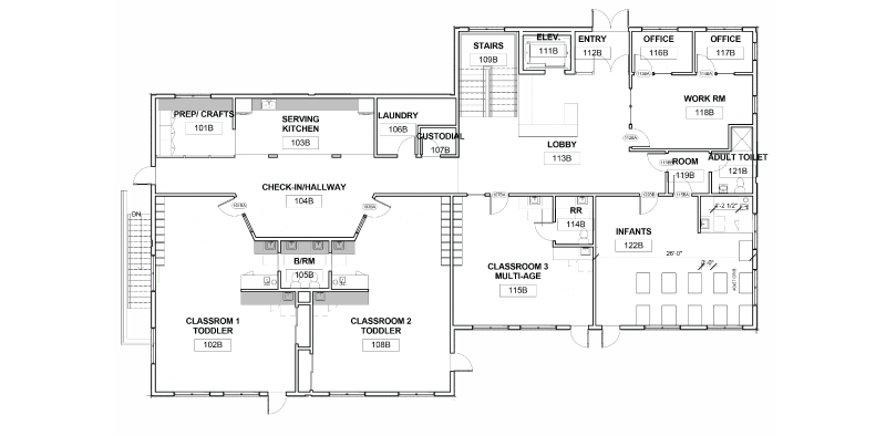 Resource center blueprints hope house of colorado early learning center 5000 sq ft malvernweather Choice Image