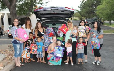 School Supply Drive is Here!