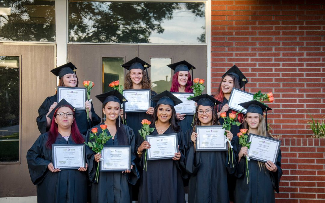 Meet our latest GED grads!