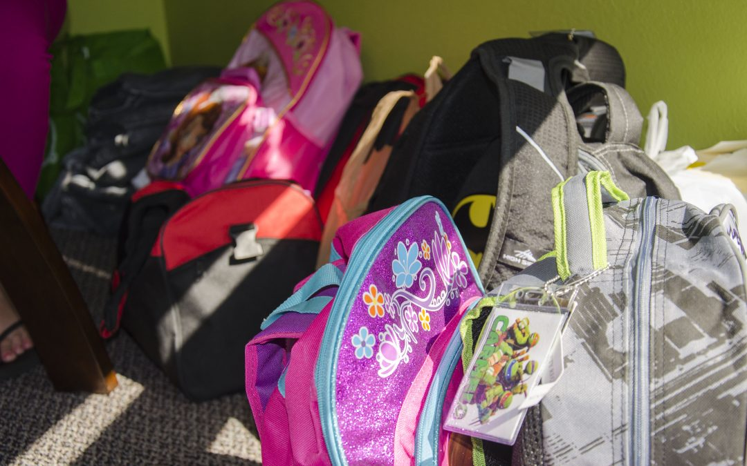 Backpacks for all!