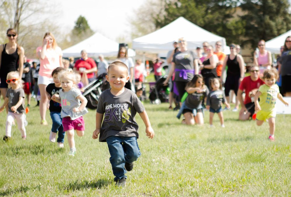 Sponsor a teen mom for 5K & Fun Run