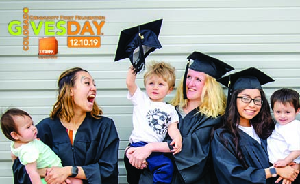 Colorado Gives Day: Schedule Your Gift Now!
