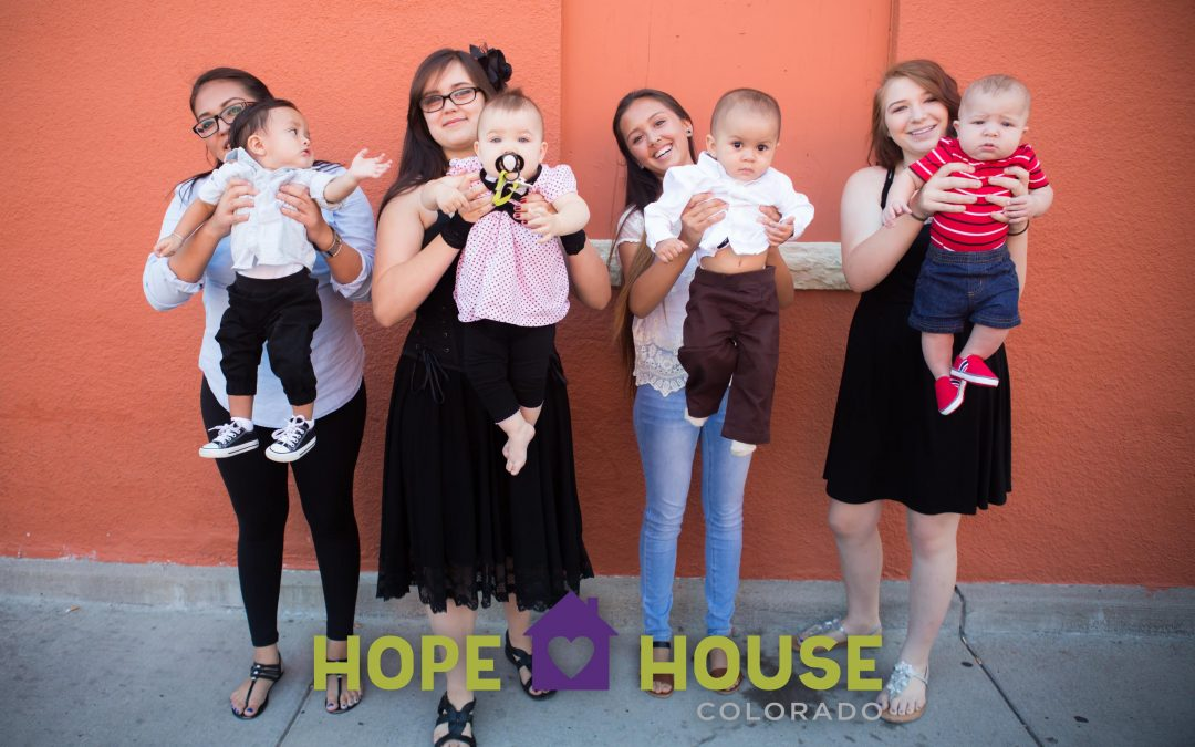 Open House for Teen Moms Brings in Girls from Across Denver