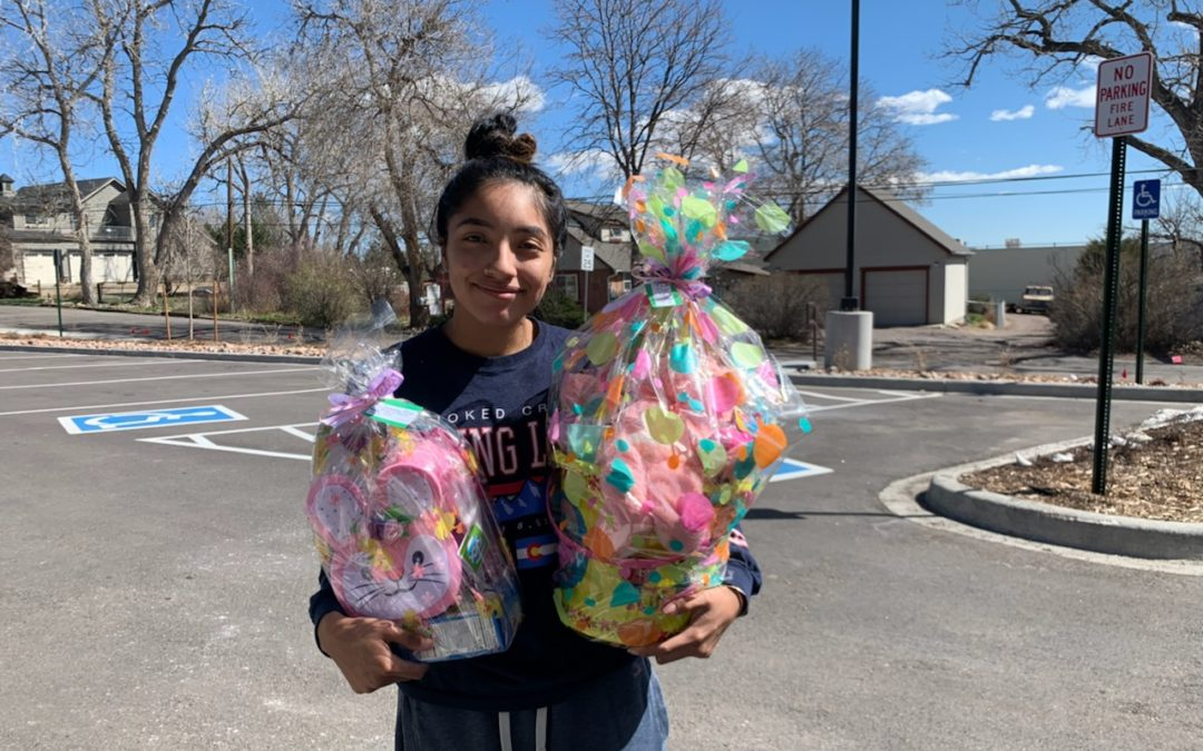 Easter joy delivered to Hope House