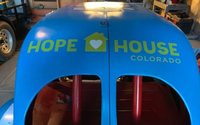 Hope House Sponsors Sears Racing 43