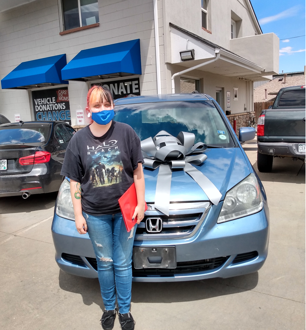 Teen Mom Receives Donated Vehicle