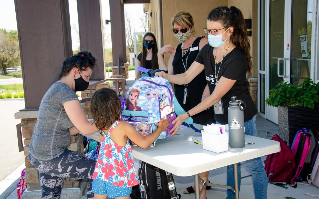Back-to-School Bash Provided Fun For All!