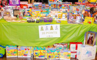 Donate to our Christmas Toy Drive!