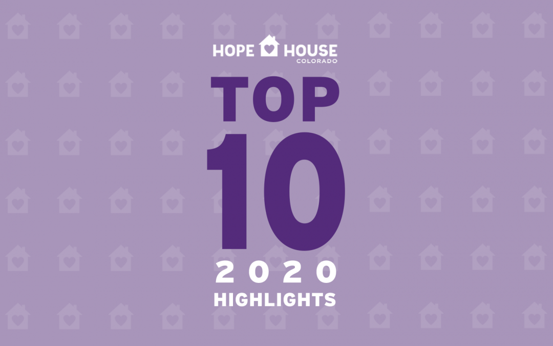 Our Top 10 Highlights of 2020