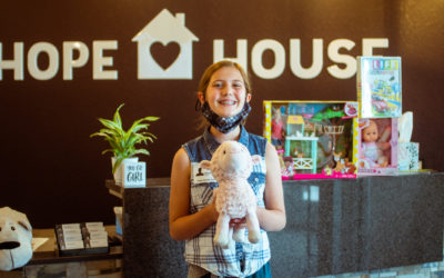 Middle School Girl Hosts Toy Drive For Hope House